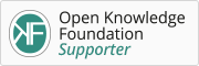 Open Knowledge Foundation Supporter